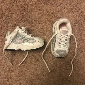 Toddler Nike Sneakers (Size3)